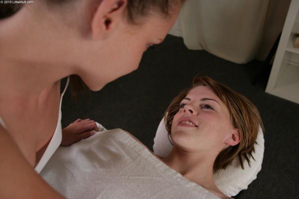 Wpid Teen Girl Massage Party