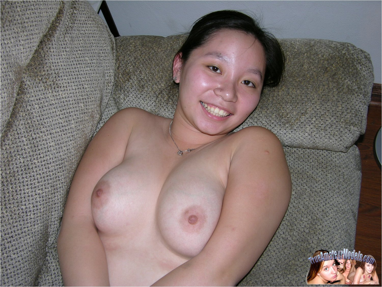 Excellent shaved asian spreaders that