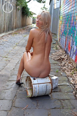 Wpid Nude Blonde Outside