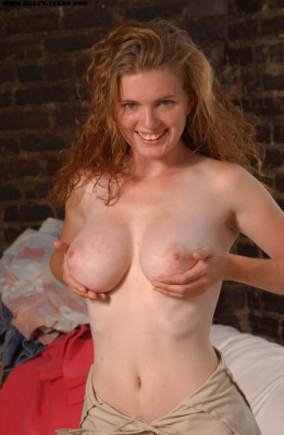 Wpid Adorable Young Big Tit Redhead Toying