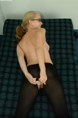 Wpid Petite Busty Teen In Pantyhose