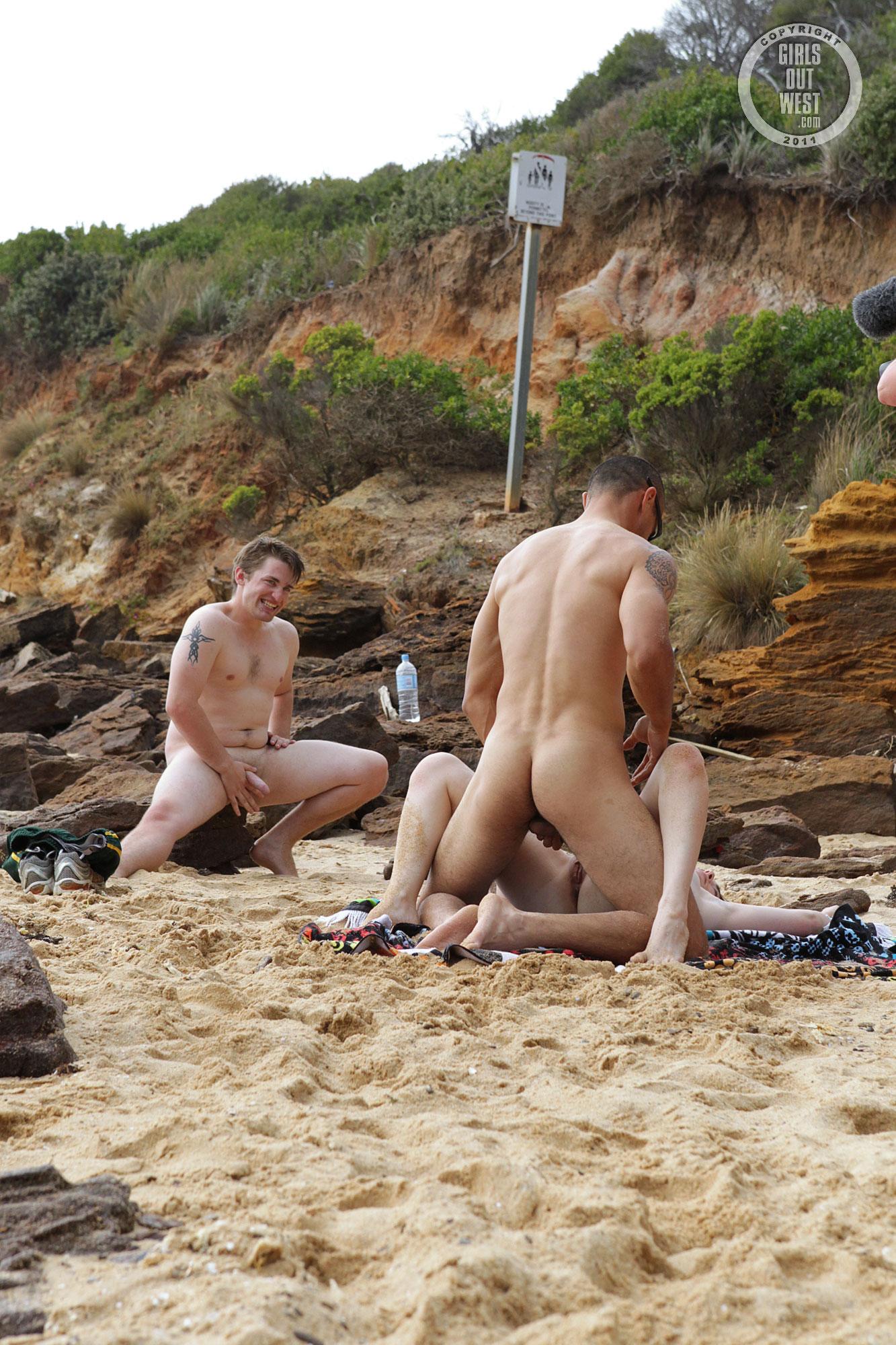 Homemade Amateur Group Sex