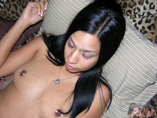 Wpid Amateur Black Girl Modeling Nude
