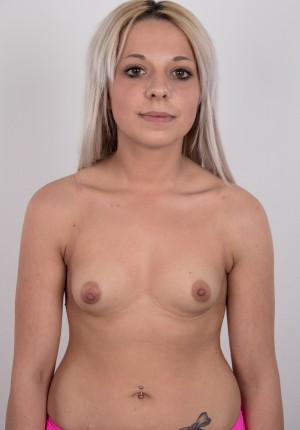 Tall Skinny Blonde Small Tits