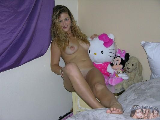 Naked Teen In Bedroom