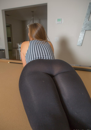 Big Tit Milf Yoga Pants