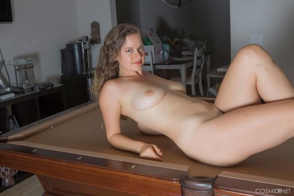 Wpid Lillie On The Pool Table