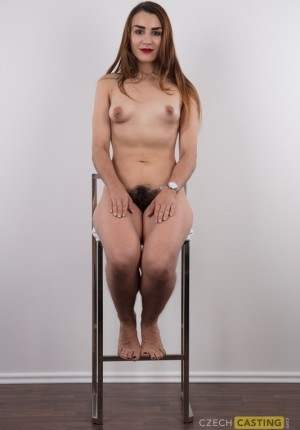 Perfect Teen Hairy Pussy