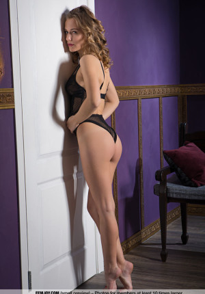 Vika P is ready When You Are