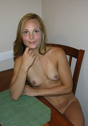 True First Time Amateur Blonde Jenny Gets Nude For The First Time