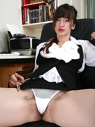 Models panties atk