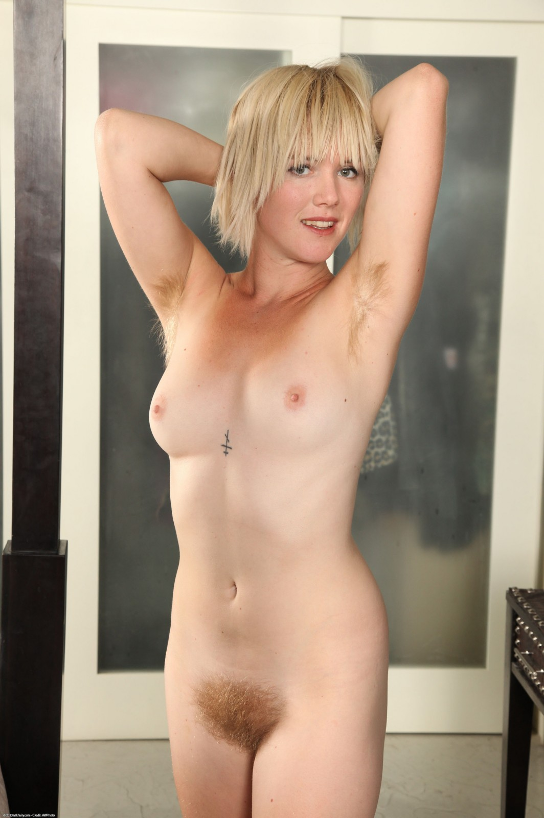 """ATK Hairy > Anna shows off her long pit hair and blonde furry bush and legs  > Models: Anna""""/></a></p> <h2>ATK Natural Hairy 9</h2> <p><iframe height=481 width=608 src="""