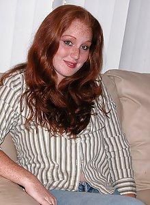 Hair nackt red girls Free Random