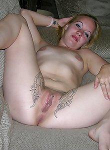 Mature white women naked