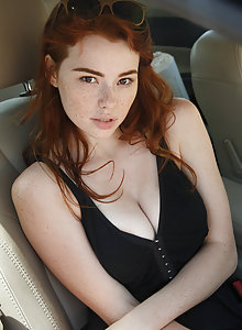 Black and redhead sabrina hairy twat with