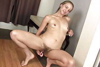 Hairy porn with sexy Rachel