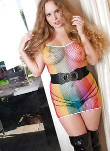 Jezz's Colored Dress