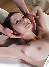 Riley Marks and Ami Emerson Massage