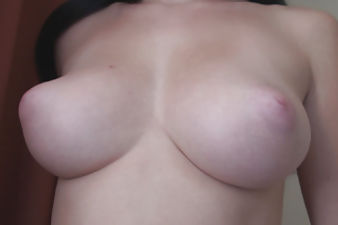Jennifer has gorgeous big tits with puffy nipples