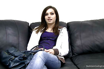 Teen Brunette Interview
