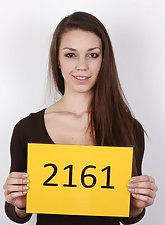 Beautiful coed Kristyna from czech casting